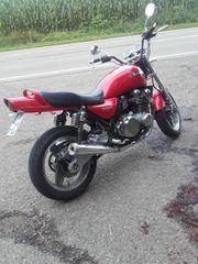 Kawasaki zephyr 750er