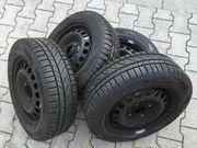 155 65 R14 4x Winterkompletträder
