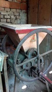 Rübenmühle Traubenmühle Beerenmühle - Häcksler Rübenmühle