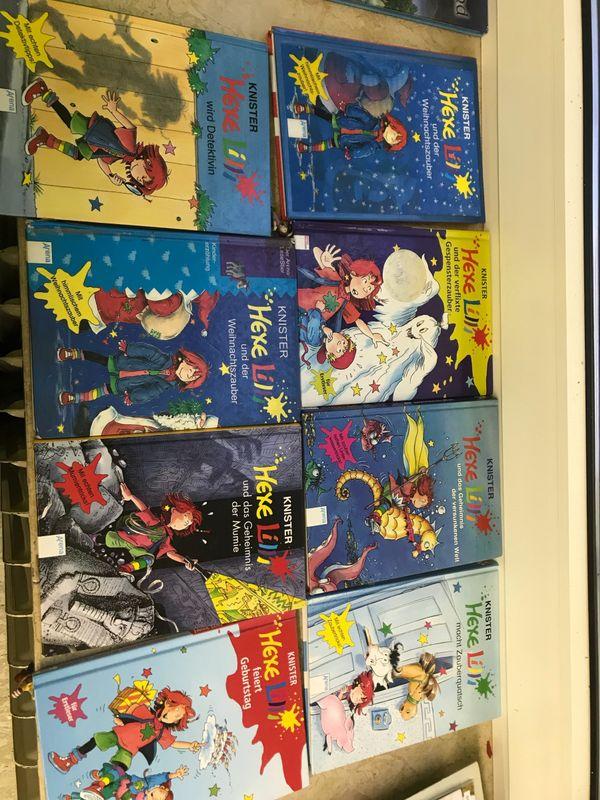 Kinderbücher - Kandel - Tolle Kinderbücher in GroßschriftDie meisten in sehr gutem Zustand und teilweise sogar ungelesen - Kandel