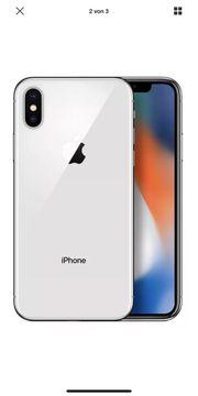 iphone x, nagelneu