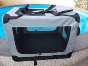 faltbare Hundetransportbox 70cmx50cmx50cm
