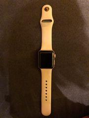 Apple Watch Series 2 Roségold