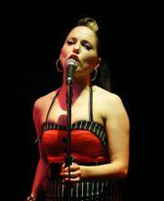 Sängerin für Rockabilly