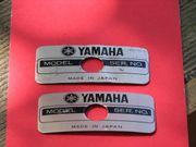 Schlagzeug Badges YAMAHA