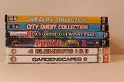 PC Spiele Sammlung 34 Stück