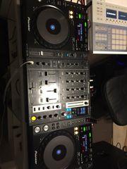DJ Set Pioneer 2 CDJ
