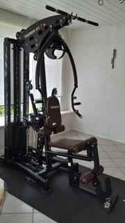 KRAFTSTATION - TAURUS WS7 Fitnessgerät - Krafttraining