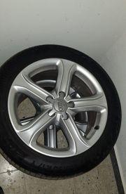 Audi felgen 4 17 zoll