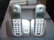 Schnurlostelefon Duo