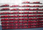 F! Modellauto-Sammlung