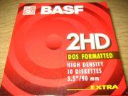 80 Stück neue BASF Disketten