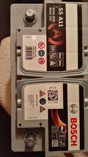Bosch Autobatterie S5