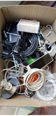 I Kiste Kabel für den