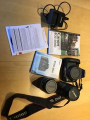 Kamera Canon eos