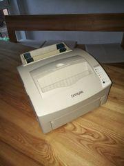 Laserdrucker Lexmark Optra
