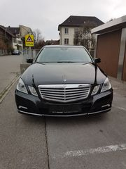 Mercedes Benz E220 CDI BlueEfficiency