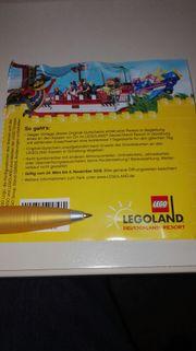 Gutschein 1 Tag Legoland