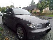 BMW 118d Leder Klimaut AHK