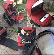 Emmaljunga Supernitro Kinderwagen