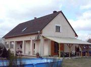 Ungarn Wohnhaus beim Kis Balaton