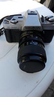 Fotoapparat Minolta