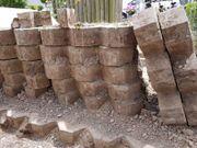Gebrauchte Rasengittersteine ca 12 m2