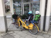 Lastenfahrad aus Nederland -