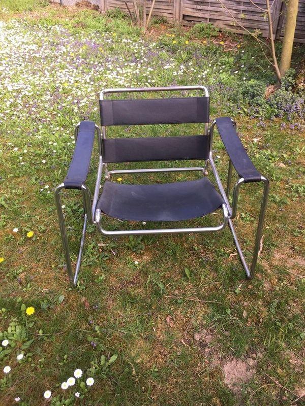 wassily stuhl in r dersheim gronau designerm bel klassiker kaufen und verkaufen ber private. Black Bedroom Furniture Sets. Home Design Ideas