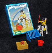 Pony mit Kind Playmobil 3119
