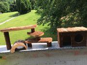 Holz Häuschen gebraucht