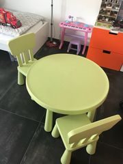 Kindertisch Mit Stuehlen In Baden Baden Haushalt Mobel