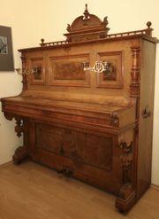 Jugendstil Klavier Marke
