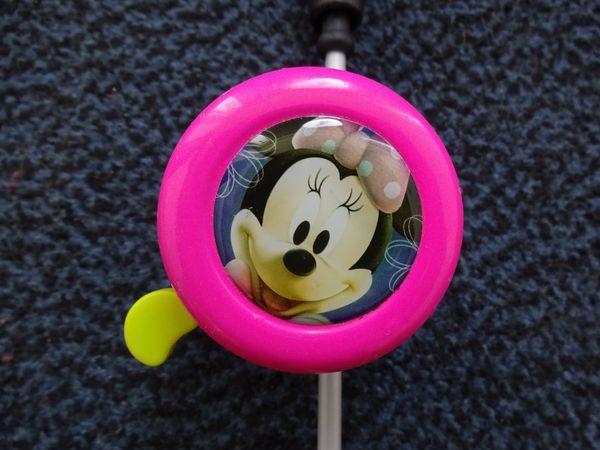 Fahrradklingel Minnie Mouse