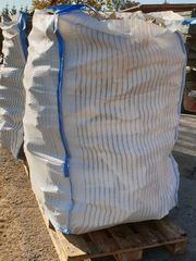 100x100x120cm Holzbag Woodbag Zwiebelsack Big