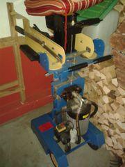 Scheppach elektronischer Holzspalter