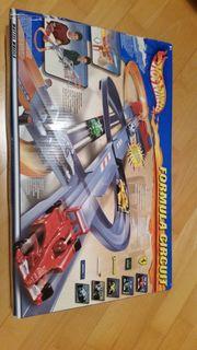 Rennbahn - HotWheels Formula Circuit Mattel