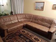 Leder-Couch gratis