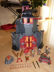 Playmobil Große Asia Drachenburg 5479