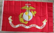 Flagge Banner US Marine Corps
