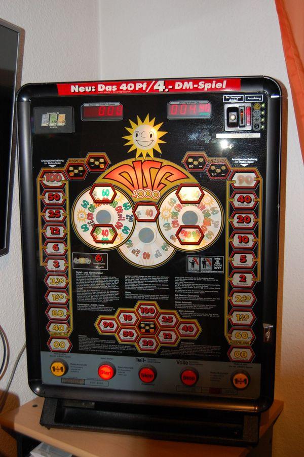 geldspielautomat kaufen