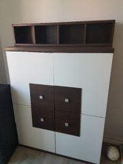 Wohnwand Braun Haushalt Möbel Gebraucht Und Neu Kaufen Quokade