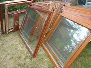 Gebrauchte Holzfenster (10