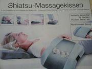 Shiatsu-Massagekissen von