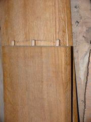 Eichenbretter ca 25x2x50-150cm massiv eingelassen