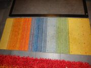 Teppich aus Wolle