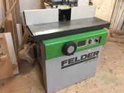 Tischfräsmaschine Felder F500