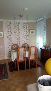 Esstisch Wohnzimmerschrank u Sideboard Kirschbaum