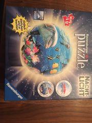 3D Puzzle Unterwasser