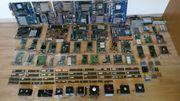 PC Zubehör - PC Schrott - Mainbords -